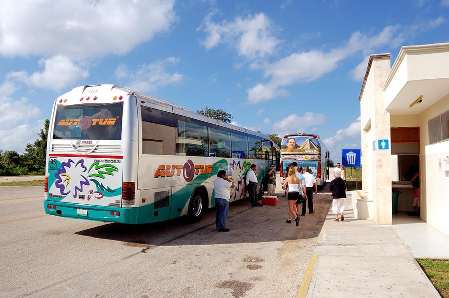 Едем на экскурсию в Чичен-Ицу Чичен-Ица город майя, Мексика
