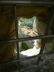 Вид из окна в замке норманнов
