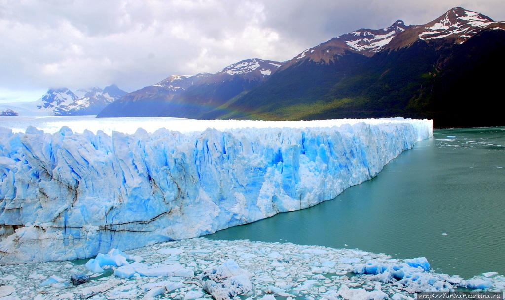 Ледник Перито Морена