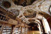 Библиотечный зал монастыря Вальдзассен