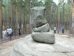 Каменный трон.