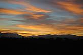 Красивый закат — подарок природы в дополнение к празднику вкуса!