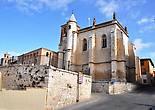 Церковь San Antolín