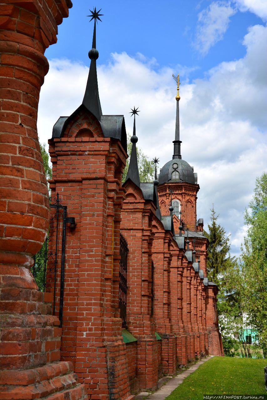 Волоколамск — Волок на Ламе. Кремль