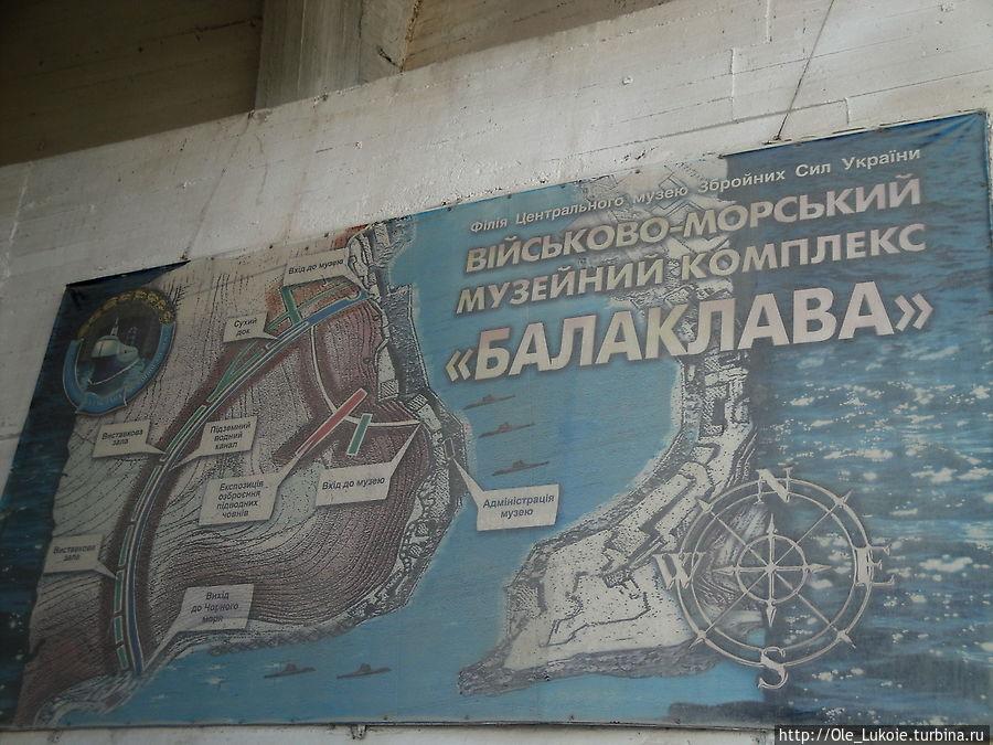 часы работы музея подводных лодок в балаклаве