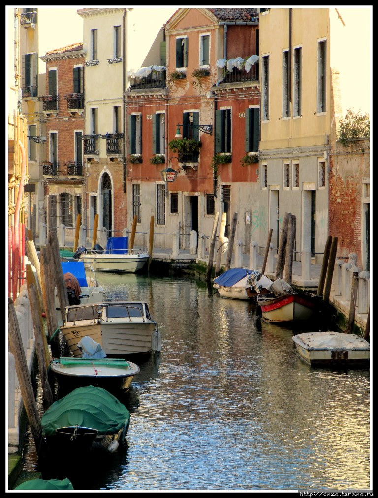 Венеция. Пять прогулок за один день Венеция, Италия