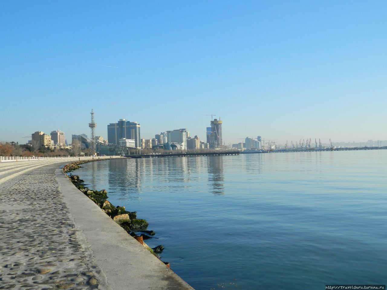Уикенд в Баку