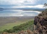 Скалы Baboon Cliffs — вид на озеро Накуру