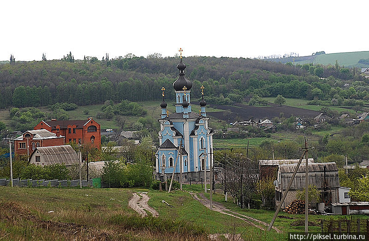 Панорама села (Из Панорам