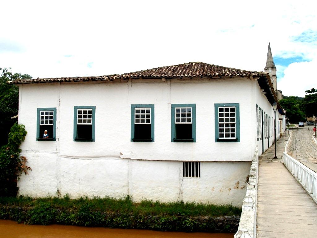 Душевный литературно-исторический музей в старинном городке