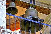 Колокола храма — колокольни