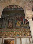 Мозаики внутреннего двора