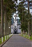 Церковь в городе Сет-Сидадеш