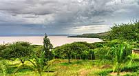 Озеро Лангано