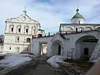 Переход к Дворцу Олега