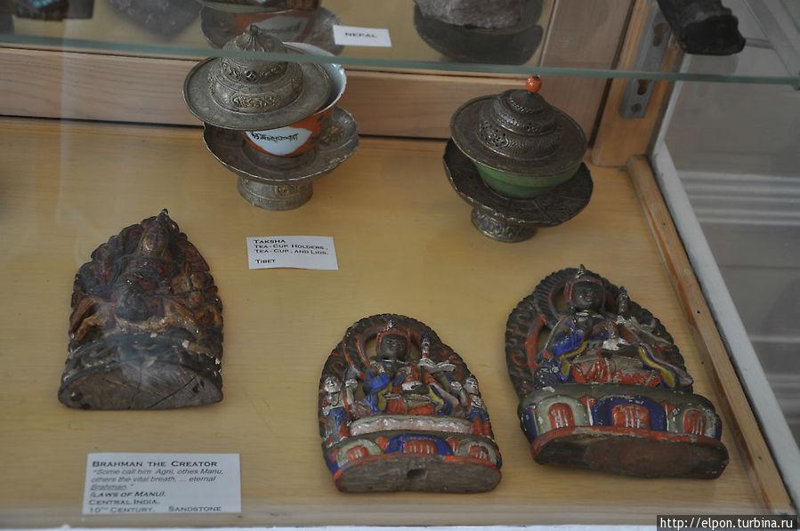 Азиатские артефакты