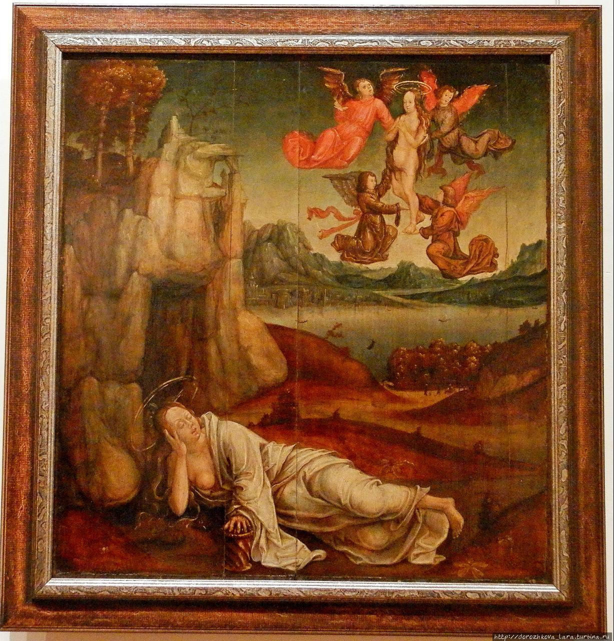 Неизвестный художник 16 века