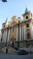 Костел францисканцев 18 век