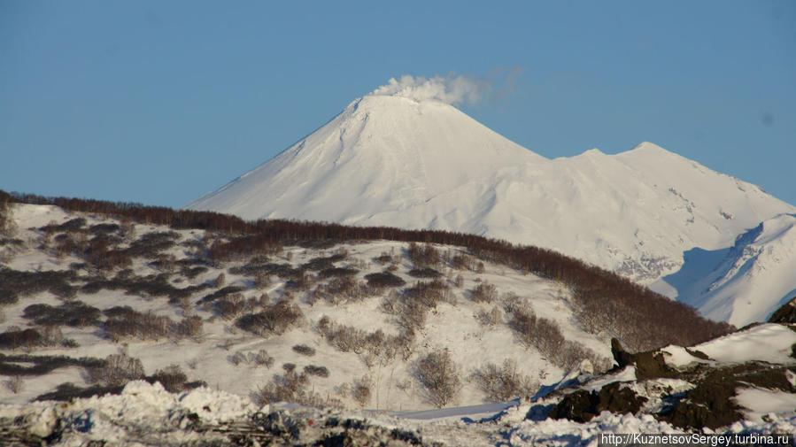 Авачинский вулкан