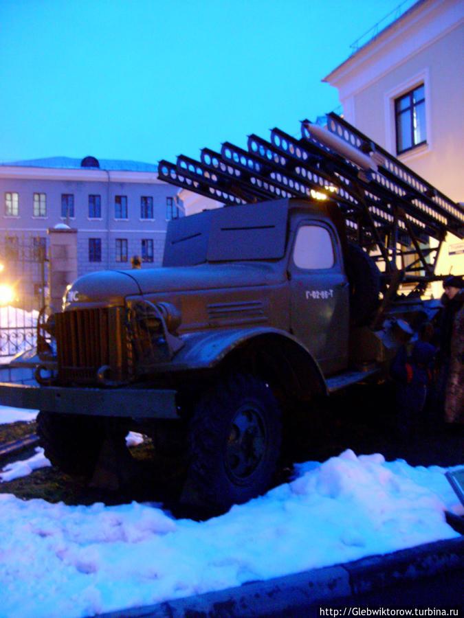 Музей военной славы Гомель, Беларусь