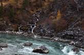 река Орой впадает в Чую