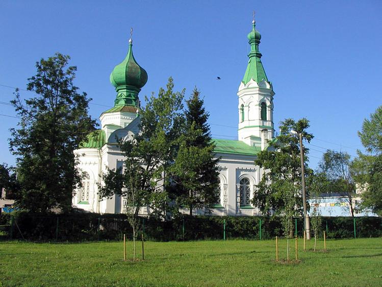 Православная церковь в Та