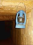 Такими лампами пользовались дореволюционные шахтёры.
