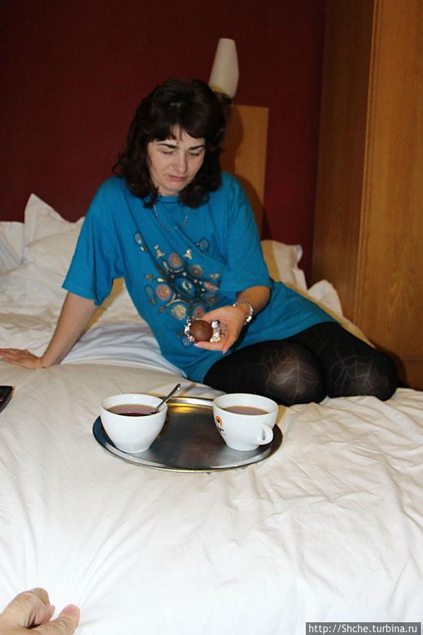Такие зефирчики давали каждый день к чаю