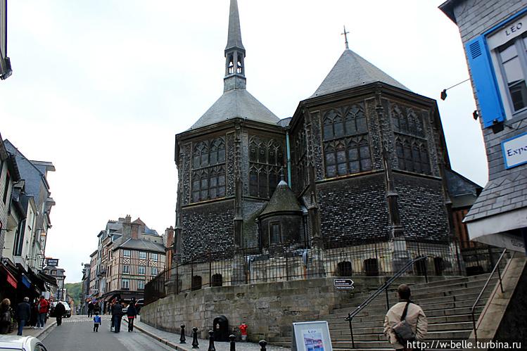 Церковь Св. Екатерины.