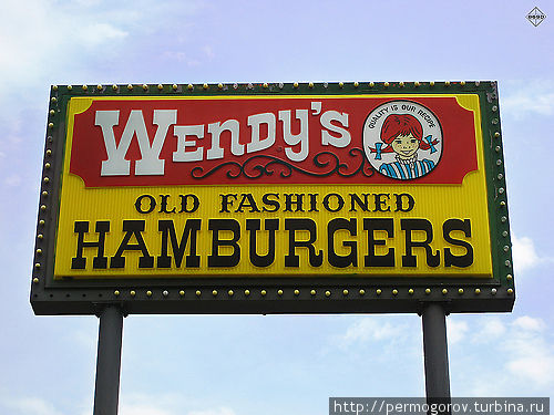 an analysis of the wendys old fashioned hamburgers in united states market