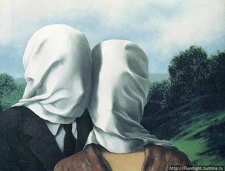 Влюбленные. 1928