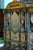 Ярмарочный орган для большого балагана.Германия. 30 годы.