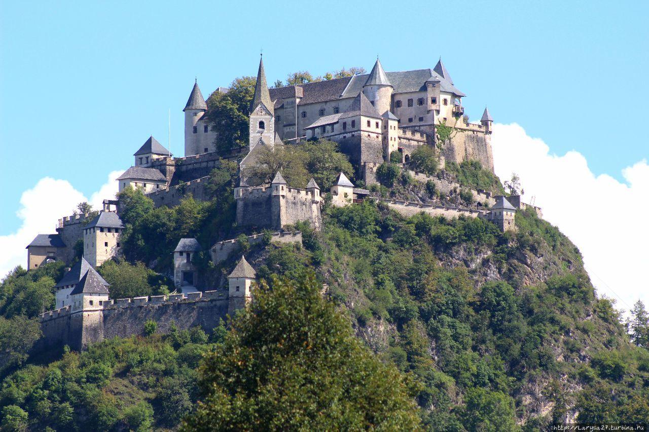 Замок Хохостервиц — симво