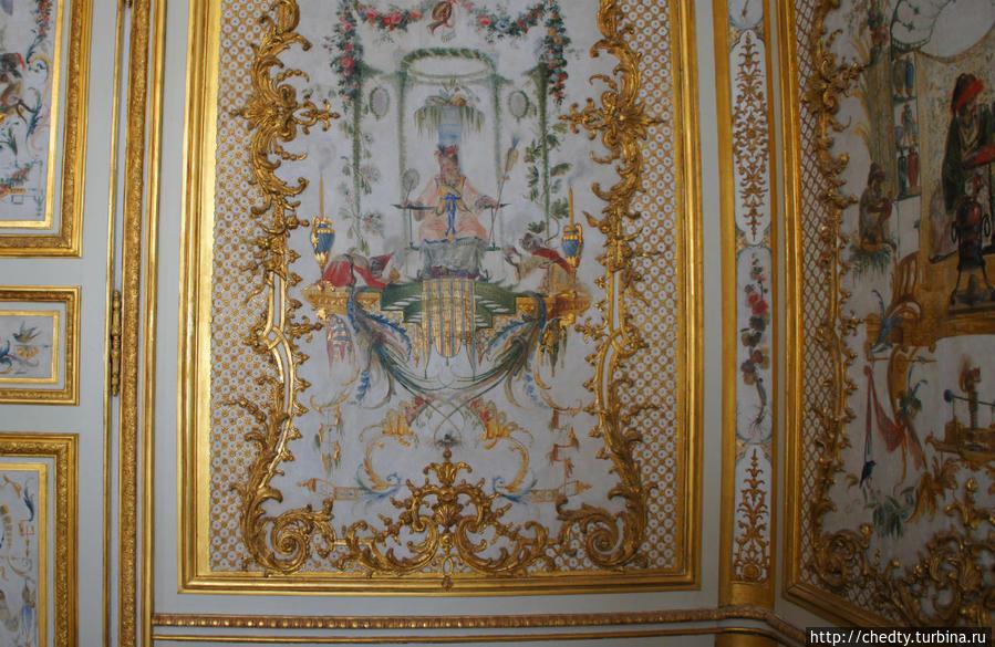 Замок для принцессы Шантийи, Франция