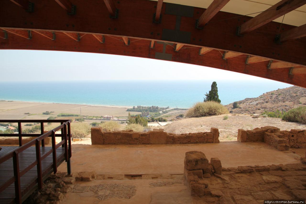 Вид из жилища Эвстолия