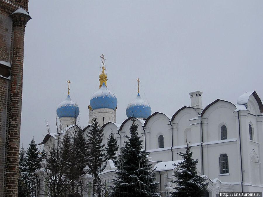 Благовещенский собор — жемчужина Казанского Кремля