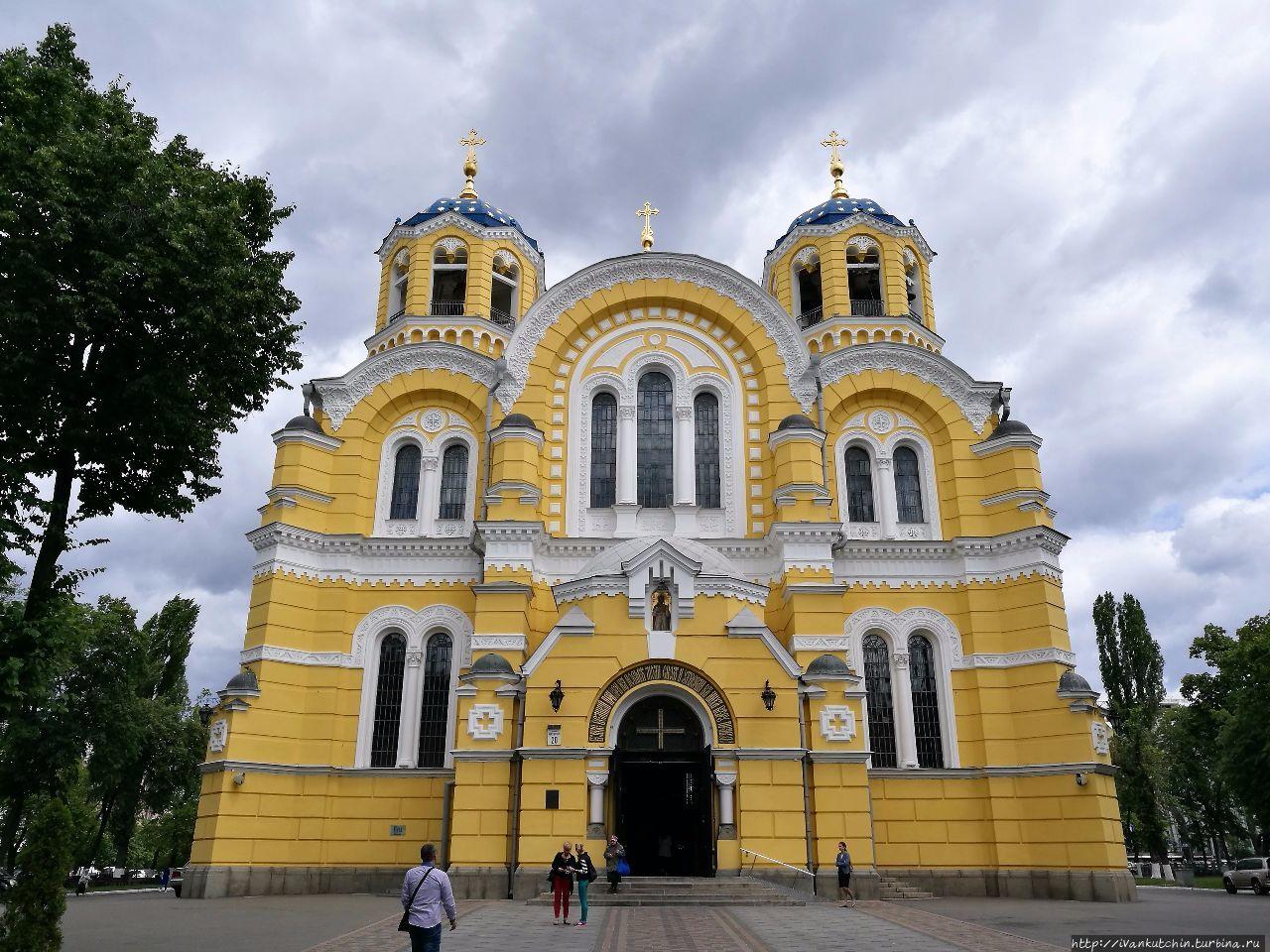 Летом в Киеве Киев, Украина
