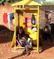 Пункт связи в Малави — есть междугородный и международный телефон и даже факс!