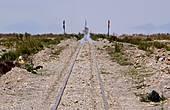 я уезжал из Уюни в сторону Аргентины. Жаркое солнце Альтиплано медленно плавило и отдавало небу рельсы и мои воспоминания.