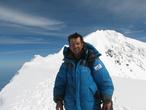 горный гид Андрей Алмазов на Аляске