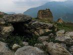 Башни и склепы древнего Цмити
