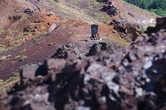 На вершине горы нашел могилу девушки-альпинистки