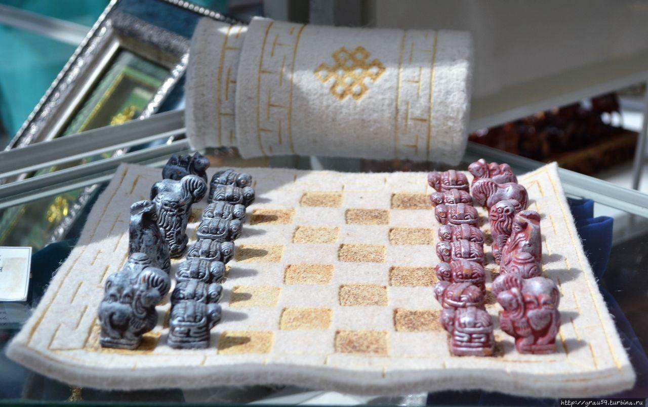 Музей шахматной славы имени Михаила Таля Элиста, Россия