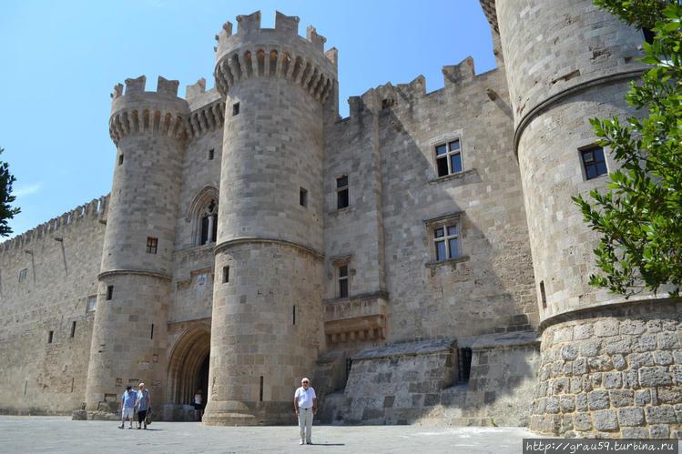 Замок Великого Магистра
