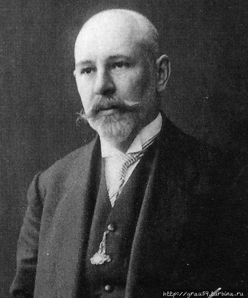 Н.П.Краснов(Фото из Интернета)