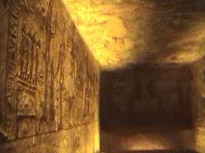 Скрытая видеосъемка в Большом Храме Рамзеса II