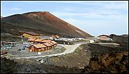 Туристический комплекс на высоте 1900 метров