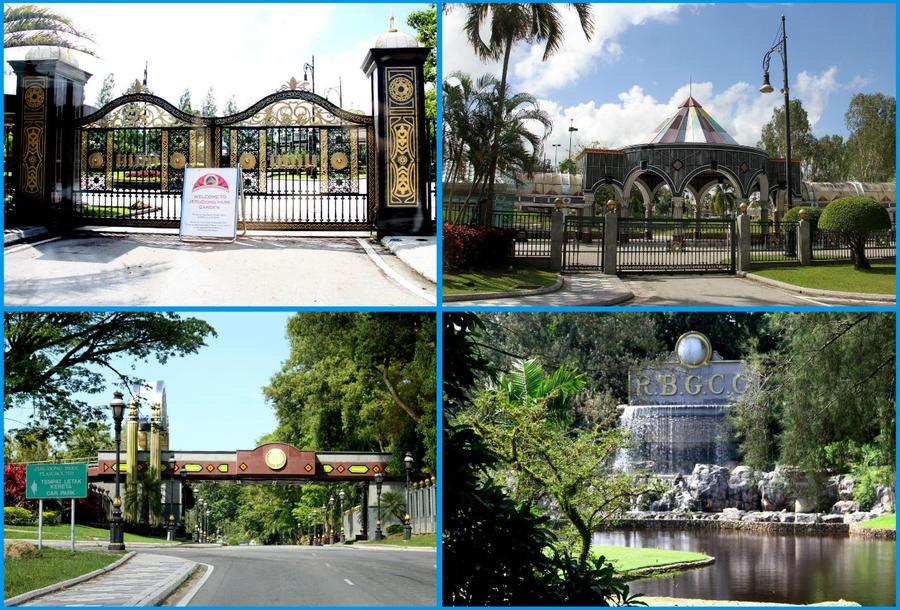 Одиночное плавание и парк Джерудонг Джерудонг, Бруней