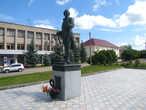 Памятник князю Потемкину