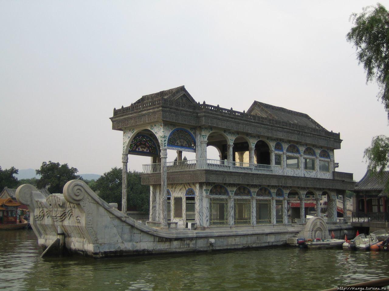 Мраморная лодка Цинъяньфа